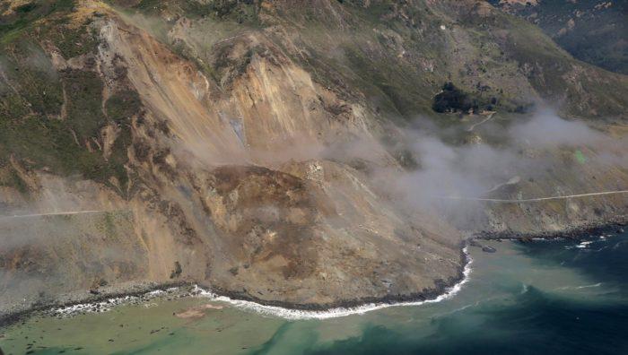 Mud Creek Landslide