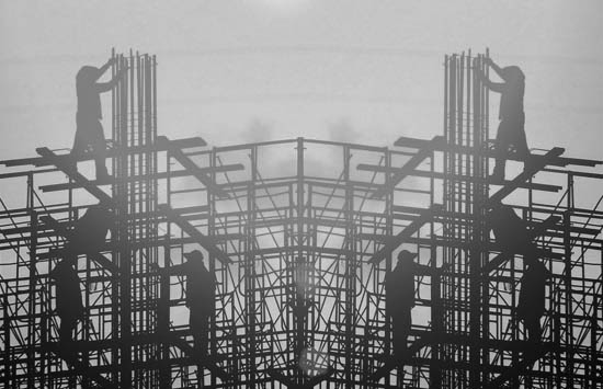 Virtual Construction Partnering