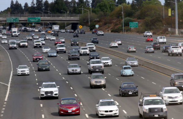 I-680 Expressway/Carpool Project Completes One Year Early